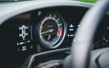12 Porsche 911 GT3 Touring 2021 LHD UK instruments