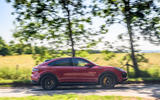Porsche Cayenne GTS 2020 UK first drive review - on the road side
