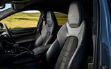 12 Porsche Cayenne Turbo GT 2021 UK FD front seats