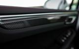 Porsche Macan GTS 2020 first drive review - interior trim