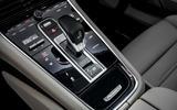 12 Porsche Panamera Turbo S E Hybrid ST 2021 UK FD centre console