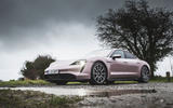 12 Porsche Taycan RWD 2021 UK first drive review static