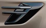 2021 Range Rover Sport Carbon Black Edition - vent