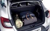 Renault Captur PHEV - boot