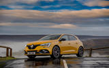 12 Renault Megane RS 300 Trophy 2021 UK first drive review static