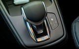 Renault Zoe 2020 UK first drive review - gearstick