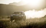 Rolls-Royce Cullinan 2018 first drive on a dusty road