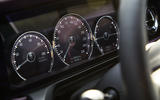 Rolls Royce Ghost 2020 UK first drive review - instruments