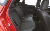 12 Seat Ibiza FL 2021 FD rearseats