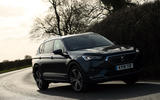 Seat Tarraco 2019 UK first drive review - on the road front