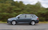 skoda fabia estate profile action