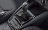 Skoda Kamiq 2019 UK first drive review - gearstick