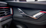 12 Skoda Kamiq Monte Carlo 2021 UK first drive door cards