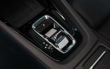Skoda Octavia estate 2020 UK first drive review - centre console