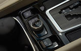 Ssangyong Rexton longterm review 4WD controls