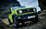 Suzuki Jimny 2018 first drive review off-road climbing