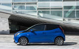 Toyota Aygo 2018 review static side