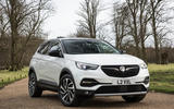Vauxhall Grandland X 1.5 Turbo D 2018 first drive review - static front