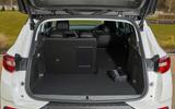 Vauxhall Grandland X Hybrid4 2020 UK first drive review - boot