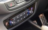 12 Vauxhall Insignia SRI VX line 2021 UK FD climate controls