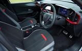 12 Vauxhall Mokka 2021 UK first drive review cabin