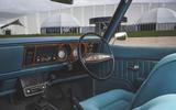Vauxhall Victor - interior