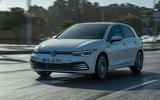 Volkswagen Golf 2020 first drive review - on the road front