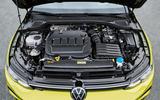 Volkswagen Golf Estate 2020 first drive review - engine
