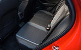 Volkswagen T-Roc R 2020 UK first drive review - rear seats