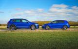 12 Volkswagen Tiguan R 2021 UK first drive review vs Golf R