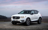 Volvo XC40 T5 2019 UK first drive review - static front