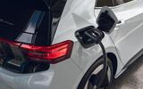 12 VW ID 3 Tour Pro S 2021 UK FD charging port