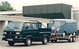 VW Synchro Doka