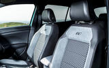 Volkswagen T-Cross R-Line 2020 UK first drive review - front seats
