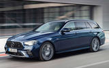 Mercedes-Benz E-Class 2020 - tracking side