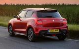 Suzuki Swift Sport Hybrid 2020 - hero rear