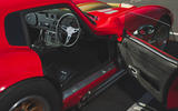 Cobra interior