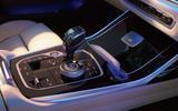 2020 Alpina XB7 - centre console
