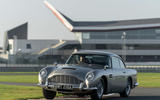 Aston Martin DB5 - tracking front