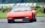 Ferrari 348 - tracking front