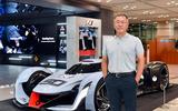 12 Photo 8  HMG HQ Lobby with Hyundai N 2025 Vision Gran Turismo