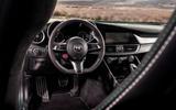13 Alfa Romeo Giulia GTAm 2021 FD dashboard