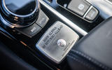Alpina B5 Touring 2018 UK first drive review - centre console