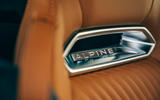13 Alpine A110 Legende GT 2021 UK first drive review seat details