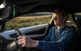 Alpine A110 S 2020 UK first drive review - Richard Lane driving
