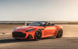 Aston Martin DBS Superleggera - hero front