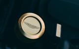 Aston Martin DBS Superleggera Volante 2019 UK first drive review - oil cap