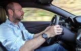 Aston Martin Vantage Matt P driving