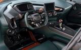 13 Aston Martin Victor 2021 dashboard