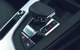 Audi A4 35 TFSI 2019 UK first drive review - centre console